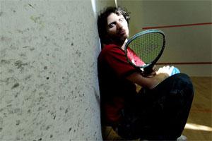 Davide Bianchetti, pluricampione italiano e Testimonial di Squash.it