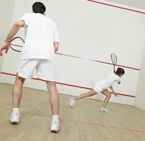 Il Gioco dello Squash