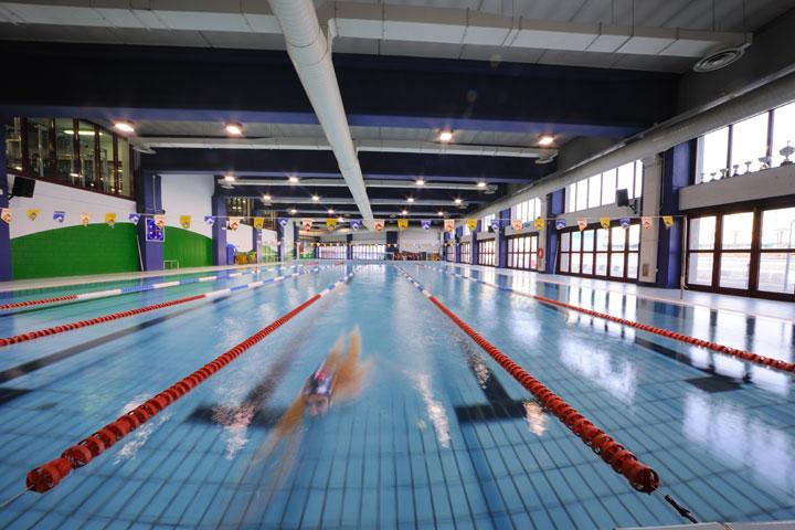 Mediolanum forum for Piantina della piscina