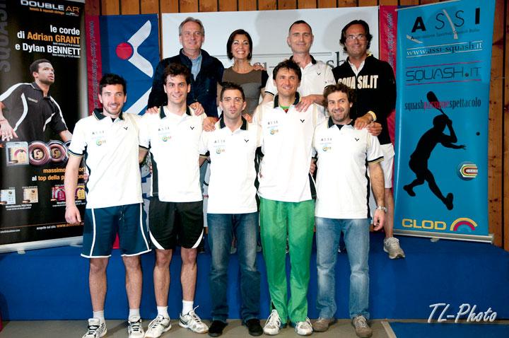 I Campioni Nazionali in carica di Categoria CSAIn ASSI