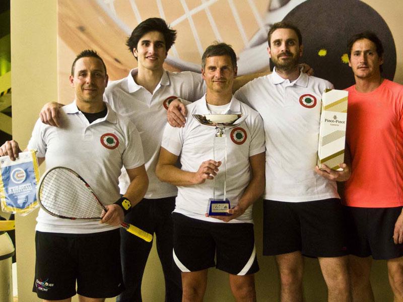 Squadra Campione GOLD TOP
