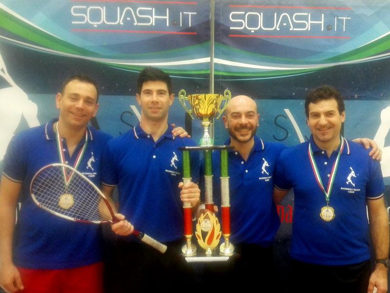 Squadre CSAIn 2015