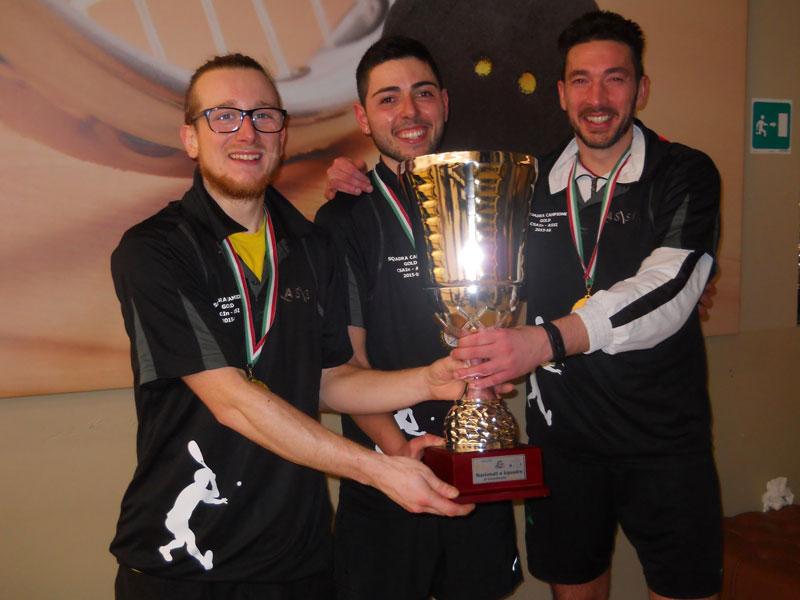 Squadra Campione GOLD