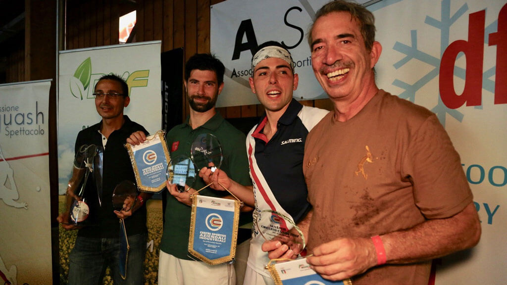 I Campioni MASTER in carica di Categoria CSAIn ASSI