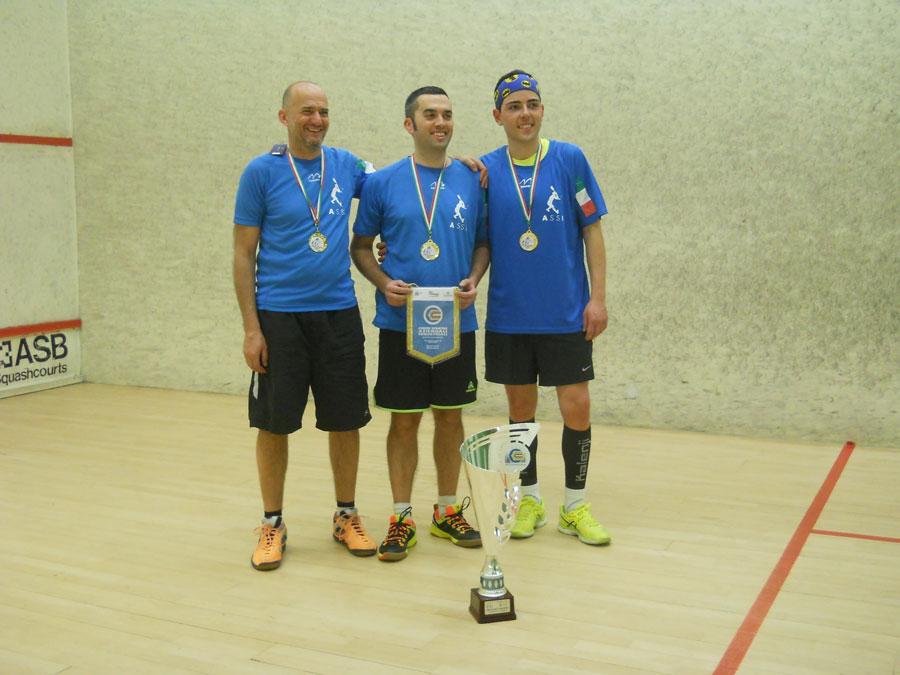 Squadra Campione Categoria II