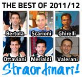 The Best Of 2011-2012! I migliori giocatori della stagione ::: Premi speciali A.S.S.I.