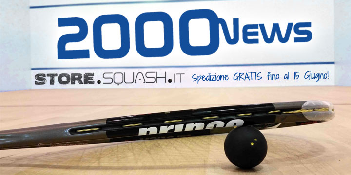 SQUASH.it Ultime News