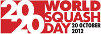 World Squash Day - 20 Ottobre 2012