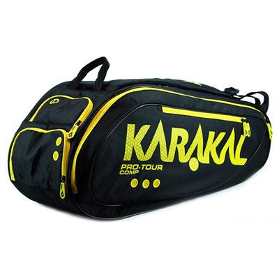 Immagine Borsa porta racchette Karakal Pro Tour Comp 9X