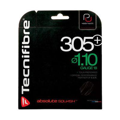 Immagine Corda Tecnifibre Nera 305+ 1.10 mm (9,7 Metri)