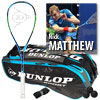 NICK MATTHEW Force Evolution 120 Pack
