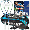 NICK MATTHEW Force Evolution 120 Double Pack