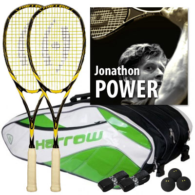 JONATHON POWER Spark Legend Double Pack