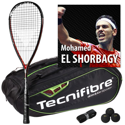 MOHAMED EL SHORBAGY Carboflex Pack