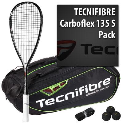 TECNIFIBRE Carboflex 135 S Pack