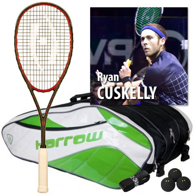 RYAN CUSKELLY Vapor Pack