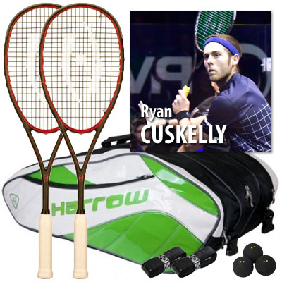 RYAN CUSKELLY Vapor Double Pack