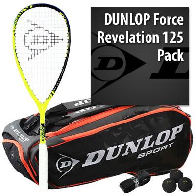 DUNLOP Force Revelation 125 Pack