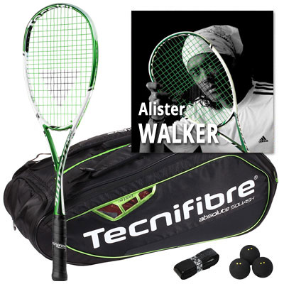 ALISTER WALKER Suprem Pack
