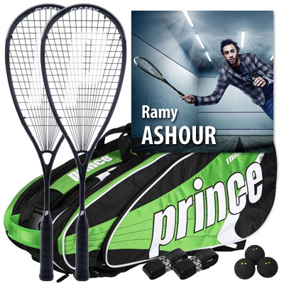 Immagine RAMY ASHOUR Pro Warrior Double Pack