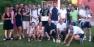 Il gruppo presente all'8° SUMMER Squash Festival di Biella