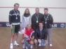 I primi 4 classificati al Trofeo S.A.T. di IV Categoria