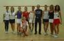 Il gruppo di ragazze presenti al Trofeo MADISON Femminile