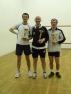 I primi 3 classificati al Trofeo GYMNIC Club di Vergiate