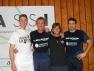 I 4 semifinalisti ai Nazionali Individuali CSAIN di III Categoria