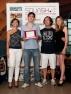 Riccardo Ottaviani, campione 2011 CSAIN A.S.S.I. di categoria LIGHT