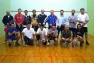 Il gruppo di partecipanti al 3° Trofeo BERGAMO SQUASH al Centro Sportivo Telgate