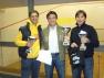 I primi 3 classificati al Trofeo SPORTELGAT di IV Categoria