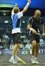 Il n.1 Nick Matthew batte in semifinale il faraone egiziano Amr Shabana