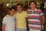 Amr Swelim e Davide Bianchetti, sconfitti ieri al Cairo rispettivamente da Mosaad e Reda