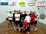 Il gruppo presente al Clan Fitness di Torino per la 2ª Tappa del Circuito NOENE
