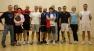 Il gruppo presente al 1° Bocconi Squash Tournament