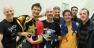 Il gruppo dei premiati ai Trofeo DOUBLE AR di III Categoria al Forum