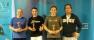 Il podio del Trofeo MIND COMMINICATION allo Sporting Milano3