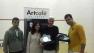 Silvano Ferrari e Ruben Ruenes premiati al Trofeo ARTCAFÈ al Palasprint