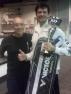 Marco Boldini, vincitore del Trofeo SAN MIGUEL allo Squash e non solo