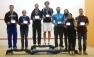 Il podio dell'Open CITTÀ D'ITALIA maschile e femminile a Verona