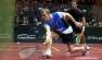 Nick Matthew in azione al Tournament of Champion di New York
