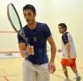 L'atleta azzurro Amr Swelim impegnato in America