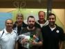 I premiati al Trofeo HERBALIFE di IV Categoria al Centro Sportivo Telgate
