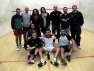 Il gruppo di giocatori presenti al Trofeo GALIMBERTI di IV Categoria a Cagno