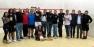 Il gruppo che ha partecipato al Trofeo della Sagra presso la Polisportiva Intercomunale di Cagno