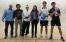 Il gruppo premiato al Trofeo HERBALIFE di II Categoria al JoyFit di Cadorago