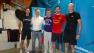 I primi 4 classificati al Trofeo VICTOR di IV Categoria allo Sporting Milano3