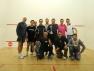 Il gruppo premiato al Trofeo KEAN di IV Categoria allo Sportsman Club di Milano
