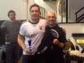 Simone Brandinelli del Cesena Squash, vincitore del Trofeo SPORTSHOW di IV Categoria alla Squash e non solo
